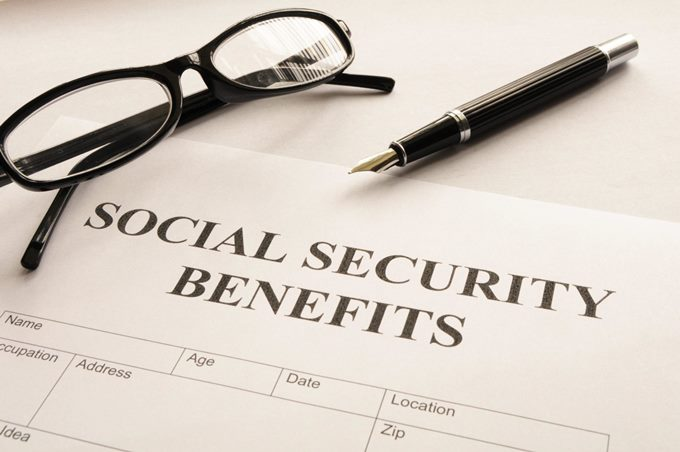 self employed Social Security benefits